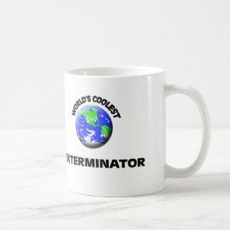 L'exterminateur le plus frais du monde mug