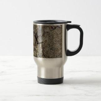 Lézard à cornes mug de voyage