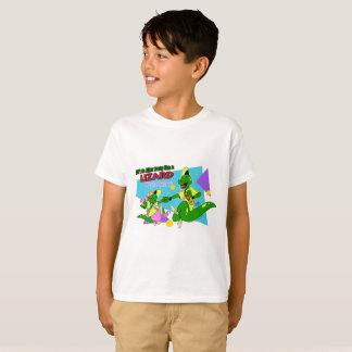 Lézard AP de BOGP : Pièce en t de militaire de T-shirt