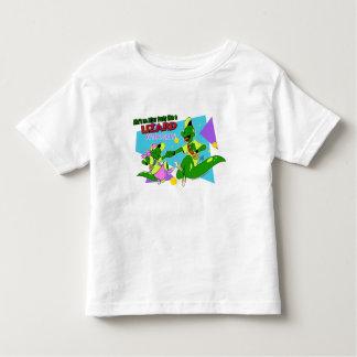 Lézard AP de BOGP : Pièce en t de militaire de T-shirt Pour Les Tous Petits