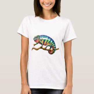 Lézard de caméléon de panthère t-shirt