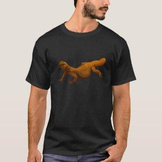 Lézard Épineux-Coupé la queue T-shirt
