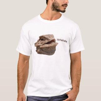 Lézard riant d'iguane HeHe T-shirt