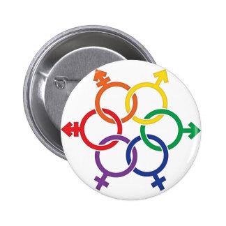 LGBTQ uni Badge