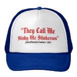 L'ha Stinky des hommes ou des femmes de McStinkers Casquette De Camionneur