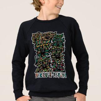"L'habillement américain Sweatshir du garçon ""de Sweatshirt"
