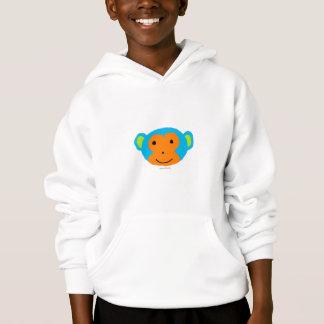 L'habillement de l'enfant principal de singe