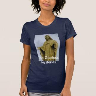 L'habillement glorieux de mystères t-shirt