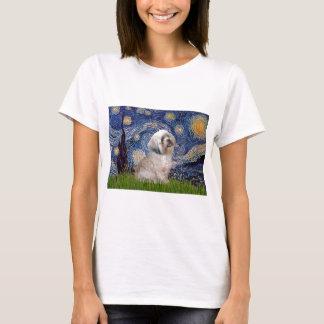 Lhasa Apso 10 - nuit étoilée T-shirt