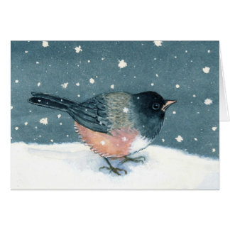 L'hiver de Forever Cartes De Vœux