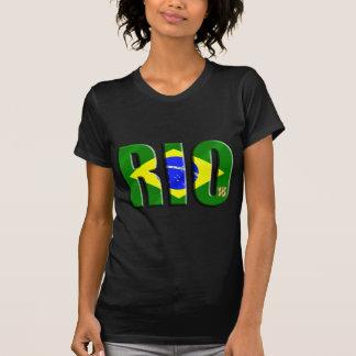 L'hommage   de Rio évente les cadeaux et la T-shirt