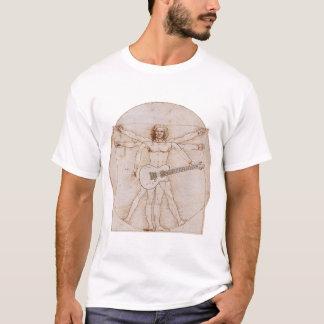 L'homme de Vitruvian bascule 2 T-shirt
