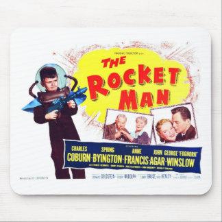 L'homme Mousepad de Rocket Tapis De Souris