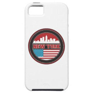 L'horizon | Etats-Unis de New York diminuent Étui iPhone 5