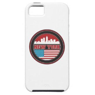 L'horizon | Etats-Unis de New York diminuent iPhone 5 Case