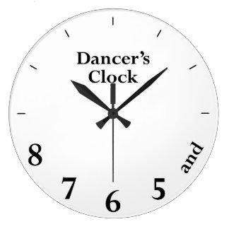 L'horloge du danseur