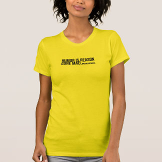 L'humour est raison folle - Groucho Marx T-shirts