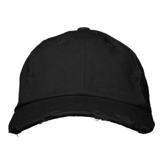Libellule brodée simple casquette brodée