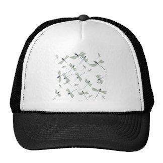 libellules au soleil casquette trucker