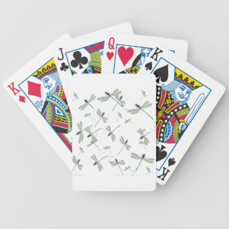 libellules au soleil jeux de cartes