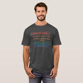 Libéral fier t-shirt