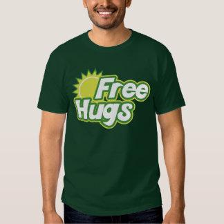 Libérez la nouveauté d'étreintes t-shirts
