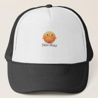 Libérez la petite créature velue d'étreintes casquette