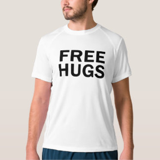 Libérez la pièce en t de représentation t-shirt