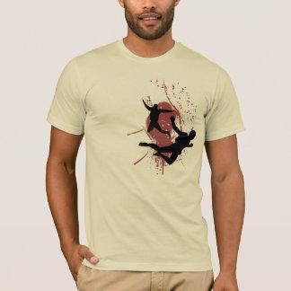 Libérez l'automne t-shirt