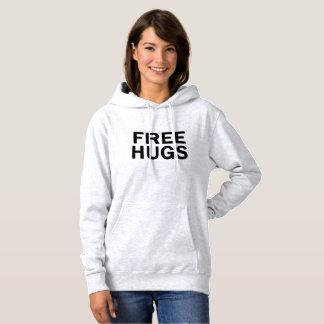 Libérez le sweatshirt de sweat - shirt à capuche