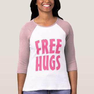 Libérez le T-shirt d étreintes pour de grandes let