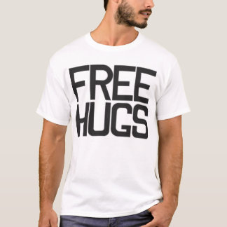 Libérez le T-shirt d'étreinte