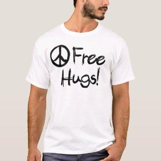 Libérez les étreintes ! t-shirt