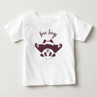 Libérez les étreintes t-shirt pour bébé