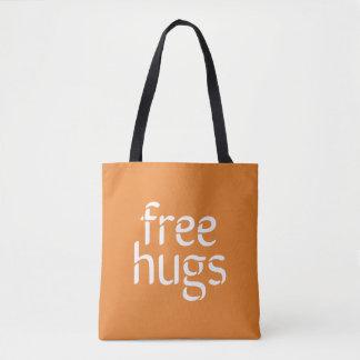 Libérez les sacs fourre-tout à étreintes