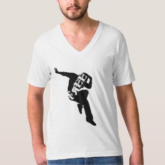 Libérez pour danser l'amende américaine Jersey de T-shirt