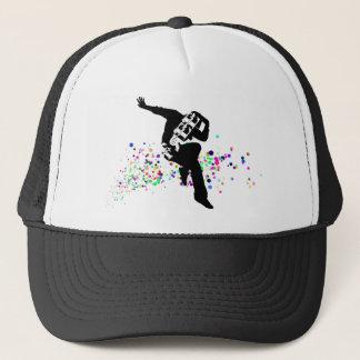 Libérez pour danser le casquette de tucker