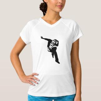 Libérez pour danser le Sport-Tek des femmes adapté T-shirt