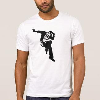 Libérez pour danser l'équipage de base de t-shirt