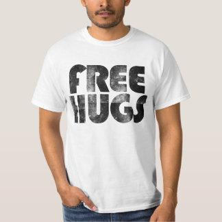 Libérez T-shirt mignon des années 80 d'étreintes