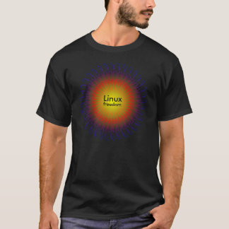 Liberté de Linux T-shirt