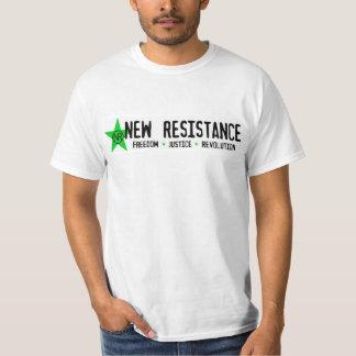 Liberté * justice * révolution t-shirt