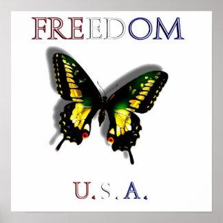 Liberté Posters