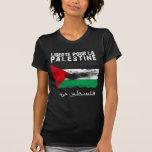 Liberté versent la La Palestine (le hurra de T-shirts