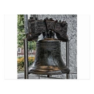 Liberty Bell Cartes Postales