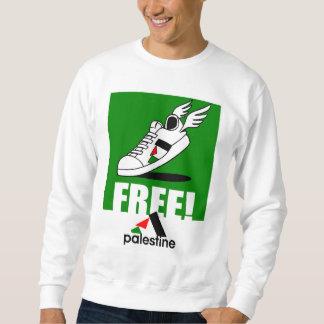Libre ! La Palestine Sweatshirt