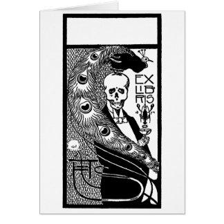 Libris ex cartes