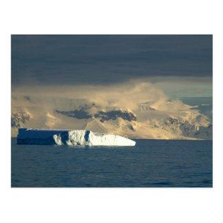 L'iceberg de glace dans les débuts de Drake Carte Postale