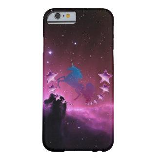Licorne avec des étoiles coque iPhone 6 barely there