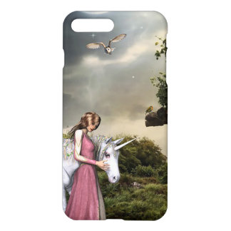 Licorne Coque iPhone 8 Plus/7 Plus
